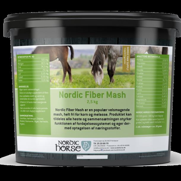 Nordic Fiber Mash